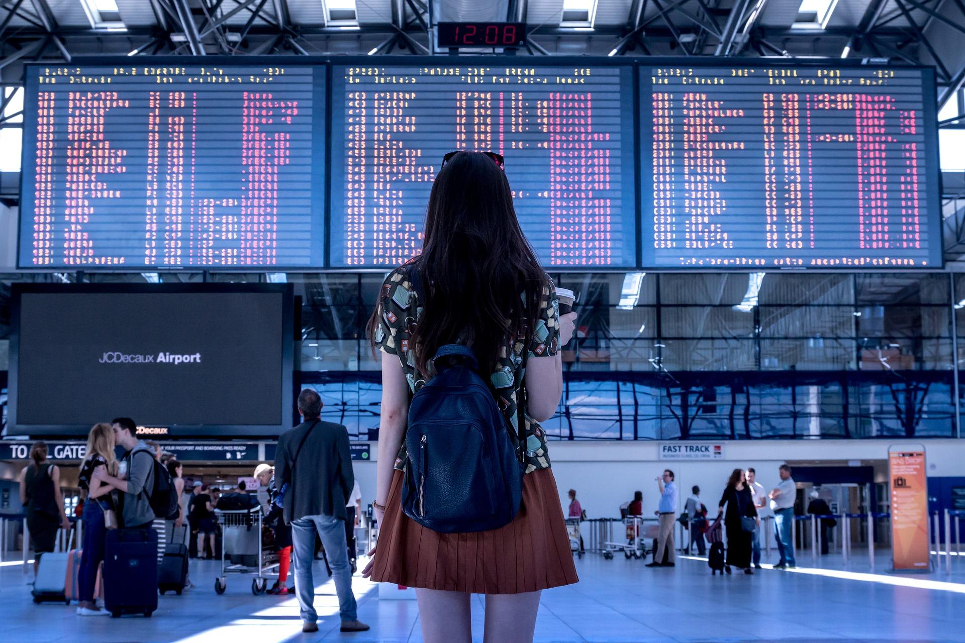 Tauchlampe im Flugzeug mitnehmen - ein kniffliger Start in den Urlaub